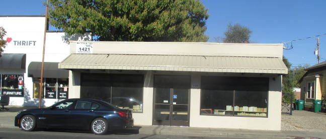 Foundation Office at 1421 Park Ave., Chico,